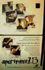 Apt 213 Poster
