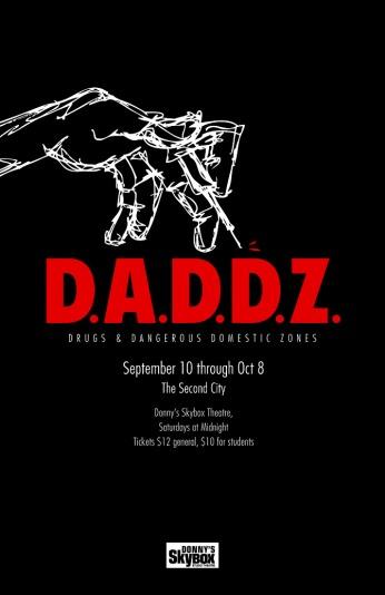 DADDZ Poster