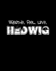 Hedwig Tshirt Front